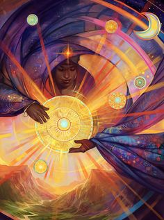 We are all flowing in this energy of life connected, merging, creating ascending..... We are all particles of one  ~ Lets make it a loving energy force !  ~ Allison