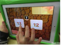 Number Duel Free Place Value Apps and Activities for iPads