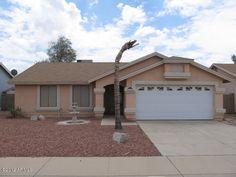 #realestate 7821 W Midway Avenue, Glendale, AZ 85303 - MLS# 4800608