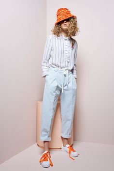 Karen Walker Resort 2018 Fashion Show Collection