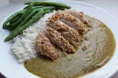 Chicken katsu curry - Slimming World friendly