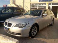 BMW 520 d Touring preços usados