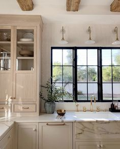 The Best Mushroom Paint Colors for Your Kitchen | Mushroom kitchen cabinets | The Identite Collective