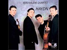 """String quartet op.64 no 5 in D major """"The Lark""""-Jerusalem Quartet"""