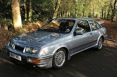 FORD SIERRA RS COSWORTH - http://www.fordrscarsforsale.com/2660