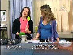 DICAS DE LIMPEZA COM BICARBONATO DE SÓDIO - PARTE 2
