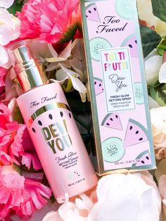 Too Faced Dew You Fresh Glow Setting Spray