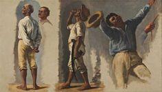 Boceto para el velorio, Francisco Oller, Oleo sobre lienzo, de 1892-1893, Colección Instituto de Cultura Puertorriqueña.