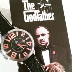 Tauchmeister Germany watch picking up a classic movie for Sunday night...and on a VHS tape! ⌚  #uigwatch #largegermanwatches #bigwatch #tauchmeister #movie #classicmovies #thegodfather #vhs #vhstape #germanwatches #germany #watch #watchporn #watchforhim #watchoftheday #mensstyle #mensfashionstyle #menstuff #mensfashion #menstyleguide #montre #montredesign #armbanduhr #uhren #reloj #relojes #orlogi #fashionwatch #sundayfunday #timetochill  www.uigwatch.com