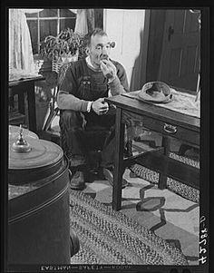 Manuel Roberts. 1940. Farmer and scalloper.