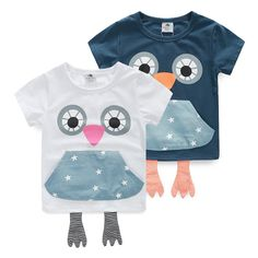 Best price on Boys/Girls High Quality Cotton T-shirts Owl Print    Price: $ 22.80  & FREE Shipping    Your lovely product at one click away:   http://mrowlie.com/boysgirls-high-quality-cotton-t-shirts-owl-print/    #owl #owlnecklaces #owljewelry #owlwallstickers #owlstickers #owltoys #toys #owlcostumes #owlphone #phonecase #womanclothing #mensclothing #earrings #owlwatches #mrowlie #owlporcelain