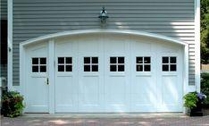 Garage Door Framing, Garage Entry Door, Single Garage Door, Custom Garage Doors, Garage Door Styles, Custom Garages, Garage Door Design, Entry Doors, Building A Door