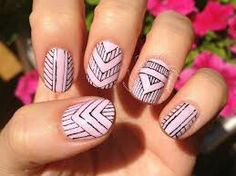 Easy and cool nail art
