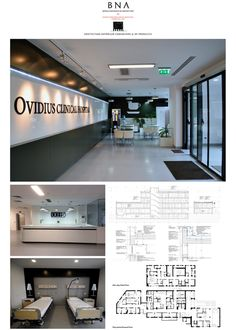 Clinica medicală Ovidius - Bienala Naţională de Arhitectură 2014 Exhibitions, Flat Screen, Floor Plans, Blood Plasma, Flatscreen, Dish Display, Floor Plan Drawing, House Floor Plans