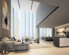 Rendering Reveals: New Midtown Condo Tower of Glassy, Askew Boxes, Revealed!