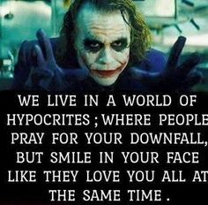 We should dare to change  Joker , quotes , world