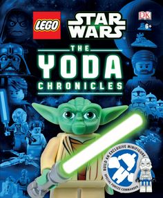LEGO Star Wars: The Yoda Chronicles Giveaway