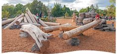 Pretty Awesome Nature Playgrounds-Westmoreland, Portland, Or parks from Greenworks