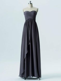 BohoProm Bridesmaid Dress A-line Sweetheart Floor-Length Chiffon Bridesmaid  Dresses 2865 Bridesmaid Dresses b33a2e359d11