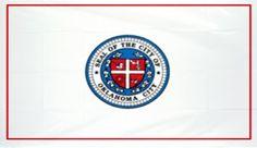City of Oklahoma City Flags