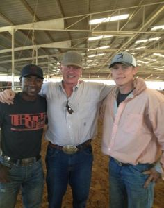 Cory Solomon, the GREAT Super Looper, and the good-lookin Tuf Cooper