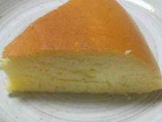 卵黄1個で簡単!炊飯チーズケーキの画像