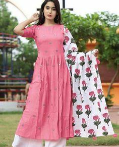 Latest kurti Designs – The Mommypedia Kurta Designs Women, Salwar Designs, Kurti Designs Party Wear, Latest Kurti Designs, Kurti Designs Pakistani, Kurti Patterns Latest, Silk Kurti Designs, Dress Neck Designs, Designs For Dresses