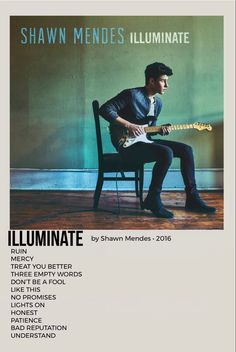 Shawn Mendes Album, Shawn Mendes Poster, Cool Album Covers, Music Album Covers, Minimalist Music, Minimalist Photos, Vintage Music Posters, Vintage Movies, Music Collage