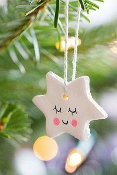 christmas decor diy star cute kawaii christmas ornaments kids 2019 christmas decor diy star cute kawaii christmas ornaments kids The post christmas decor diy star cute kawaii christmas ornaments kids 2019 appeared first on Clay ideas. Kids Christmas Ornaments, Christmas Tree With Gifts, Noel Christmas, Christmas Crafts For Kids, Christmas Activities, Homemade Christmas, Christmas Tree Decorations, Holiday Crafts, Xmas Tree