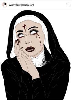 Dark Art Drawings, Pencil Art Drawings, Beautiful Dark Art, Satanic Art, Sketch Tattoo Design, Grunge Art, Scary Art, Hip Hop Art, Tattoo Flash Art