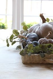 My Sweet Savannah: ~a neutral simple fall tablescape~
