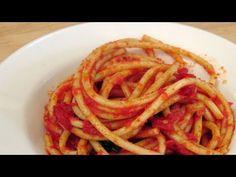 Pasta alla Amatriciana - Recipe by Laura Vitale - Laura in the Kitchen Episode 132