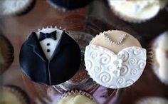 cupcakes matrimonio civil - Buscar con Google