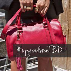 Insta-comp: WIN a $350 handbag upgrade from The Bag Department @toni pasarius Dead Gorgeous Daily.com