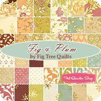 Joanna Figueroa on Fig Plum - Fat Quarter Shop's Jolly Jabber Tree Quilt, Fat Quarter Shop, Fig Tree, Quilt Kits, Quilting Tutorials, Fabric Patterns, Fabric Design, Plum, Addiction