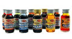 Prova i nostri coloranti liquidi, disponibili sul nostro sito a soli 2,90 € http://decorazioniperdolci.it/coloranti-liquidi-alimentari.html