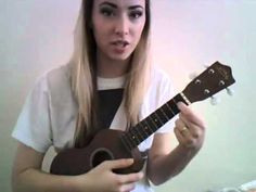 Learn to play: Ingrid Michaelson - You and I (ukulele cover) - YouTube