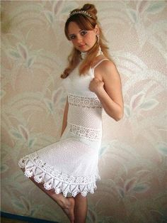 crochet video tutorials and patterns: crochet dress chart diagrams