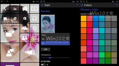 Leaked Screenshots of Windows 10 For Phones Showed-off Transparent Slider For Live Tiles & New Office Apps  Microsoft might be launching Windows 10 for phones in the end of this month, but the screenshots are already leaked that showing off the new mobile operating system. To get more information on the leaked screenshots, continue reading this blog.  #Microsoft #Windows10 #Tech