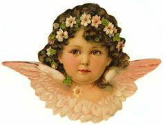 Vintage Angel Ephemera