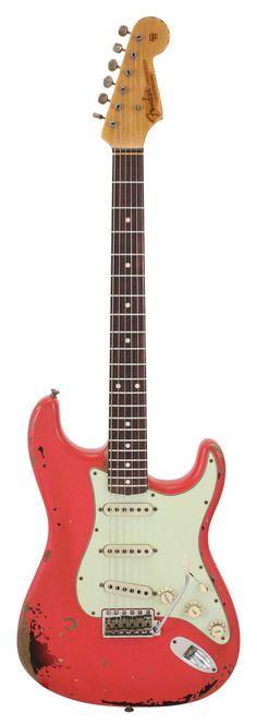 Fender Custom Shop Michael Landau Signature 1963 Relic Stratocaster | Rainbow Guitars