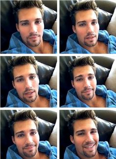 James Maslow ♥ok he looks hot with facial hair!!!