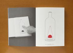 Putting Finger | Book Cover Inspiration | Award-winning Japanese book design | D&AD