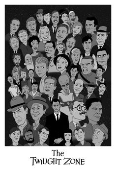 The Twilight Zone--One of my favourite TV Shows eevveerr.