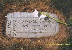 Al Capone Death | Celebrity Grave Sites