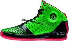 Adidas Rose 3.5 Miadidas Rose Red Dark Green Black for sale Adidas Basketball shoes 2013