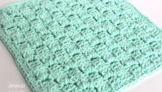 Hey everyone! Today I'm sharing with you my corner-to-corner dishcloth pattern as part of my Crochet 101 series. This free pattern will help you learn how to make the corner-to-corner stitch while … Crochet 101, Crochet Crafts, Free Crochet, Crochet Patterns, Crochet Ideas, Crochet Projects, Crochet Designs, Yarn Crafts, Double Crochet
