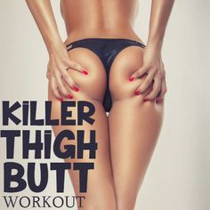 8 Moves (WORKOUT) To Get Rid Of Your Thunder Thighs