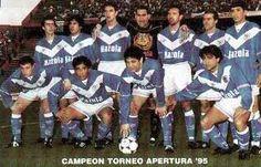 Velez Sarsfield 1995