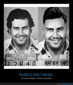 Pablo Escobar en 2016 - Si saliera en Mujeres, hombres y viceversa Gracias a http://www.cuantarazon.com/ Si quieres leer la noticia completa visita: http://www.estoy-aburrido.com/pablo-escobar-en-2016-si-saliera-en-mujeres-hombres-y-viceversa/